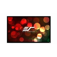 ezFrame2 Grey Fixed Frame Projection Screen