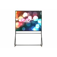 Portable Mobile Stand for Elite Screens Whiteboard Dry-Erase Projection Screens