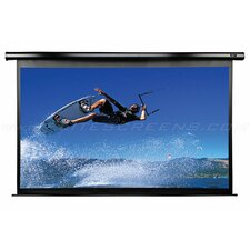 "VMAX2 AcousticPro 99"" Diagonal Electric Projection Screen"