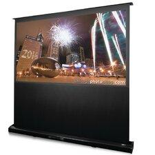 """Kestrel White 72"""" diagonal Electric Projection Screen"""