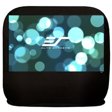 "Pop-up Cinema White 84"" diagonal Portable Projection Screen"