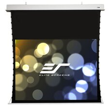 Evanesce Grey Electric Projection Screen