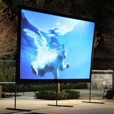 Yard Master Series Portable Projection Screen