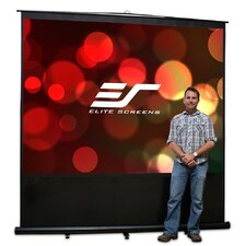 "Reflexion Series Maxwhite 120"" diagonal Portable Projection Screen"