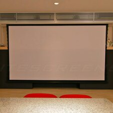 "CineTension2 Black 120"" diagonal Electric Projection Screen"