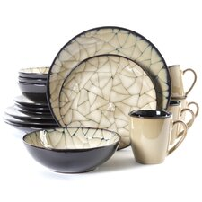 Zambezi 16 Piece Dinnerware Set