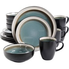 Central Ridge 16 Piece Dinnerware Set