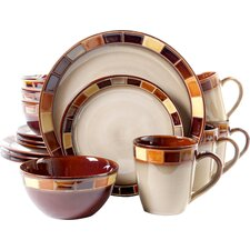 Casa Estebana 16 Piece Dinnerware Set