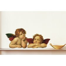 Angels Wall Decal