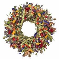 "Nature's Palette 22"" Wreath"