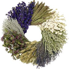 "Pleasant Meadow 22"" Wreath"
