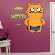 Ugly Doll Wage Peel and Stick Wall Decal
