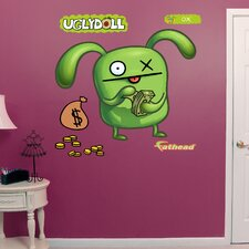 Ugly Doll Lox Peel and Stick Wall Decal