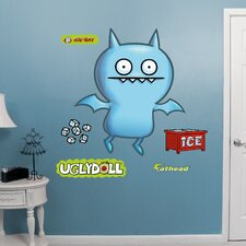 Ugly Doll Ice-Bat Peel and Stick Wall Decal