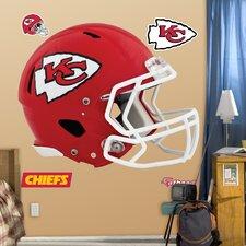 NFL Revolution Helmet Wall Decal