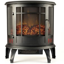 Richmond Curved Electric Fireplace Stove