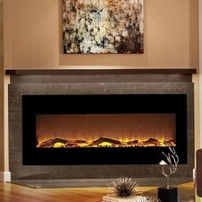 PRO Houston Wall Mount Electric Fireplace