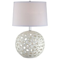 """Finnian 23.5"""" H Table Lamp with Empire Shade"""