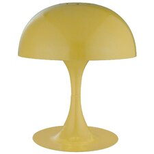 """Four Light Mini 8.5"""" H Table Lamp with Bowl Shade"""