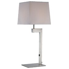 """Fritzi 26.75"""" H Table Lamp with Rectangular Shade"""