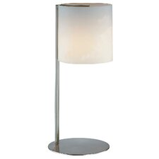 """Velia 18.5"""" H Table Lamp with Drum Shade"""