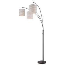 """Vasanti 85"""" Arched Floor Lamp"""
