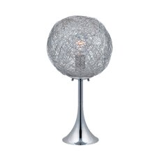 "Kolina 22.5"" H Table Lamp with Sphere Shade"