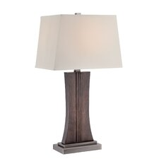 """Stanton 27.5"""" H Table Lamp with Empire Shade"""