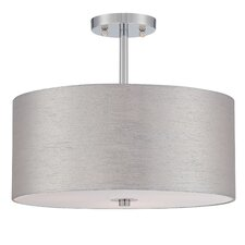 Silvain 3 Light Semi Flush Mount