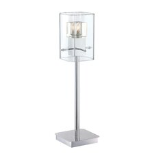 "Aida 20"" H Table Lamp with Drum Shade"