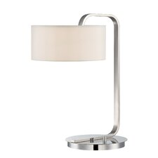 "Mea 20"" H Table Lamp with Drum Shade"