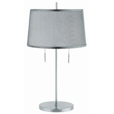 "Moderna 24"" H Table Lamp with Empire Shade"