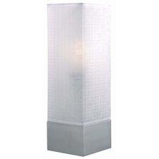 "Leandra Soho Square 20"" H Table Lamp with Rectangular Shade"