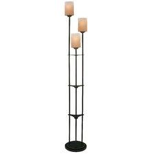 """Bess 63.5"""" Torchiere Floor Lamp"""