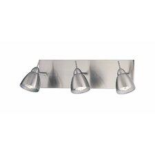 Casara  3 Light Wall Lamp