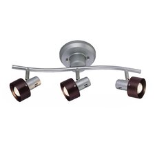 Duccio 3 Light Full Track Lighting Kit