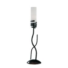 """Espiral 23.5"""" H Table Lamp with Drum Shade"""