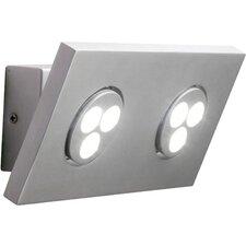 6 Light LED Wall Lamp
