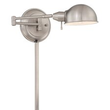 Rizzo Swing Arm Wall Sconce