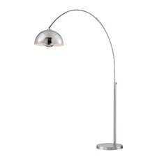 "Romeo 79.25"" Arched Floor Lamp"