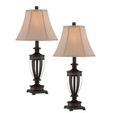"Burton 24"" Table Lamp Set (Set of 2)"