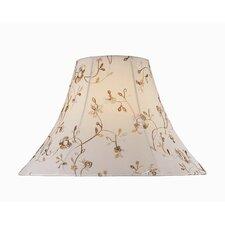 "18"" Jacquard Fabric Bell Lamp Shade"