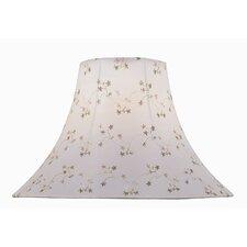 "16"" Jacquard Fabric Bell Lamp Shade"