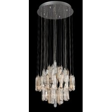 Itala 12 Light Chandelier