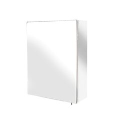 Avon 30cm x 40cm Surface Mount Mirror Cabinet