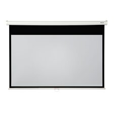 "High Contrast Grey 130"" diagonal Manual Projection Screen"