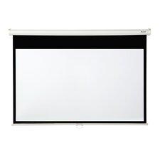 """Matte White 106"""" diagonal Manual Projection Screen"""