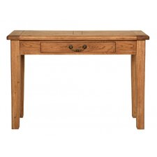 Rustic Manor Console Table