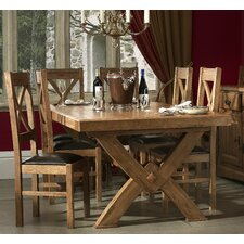 Chateau Dining Table and 6 Chairs