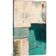 Urban Block by Erin Ashley Graphic Art on Canvas